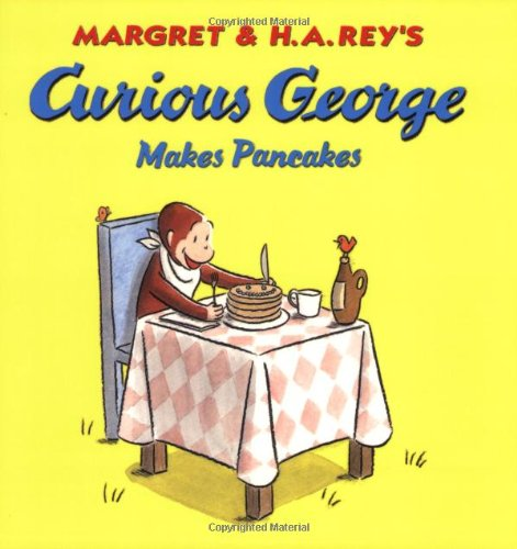 book-curious-george-makes-pancakes